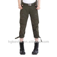 Online clothing store women army green cargo pants import from turkey