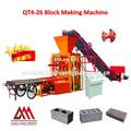 ملموسة كتلة الاسمنت خط الانتاج qt4-26 نوع من الصناعات الصغيرة