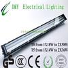 Outdoor aluminum waterproof lamp T5 SERIES:2x35w