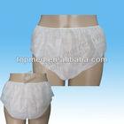 Japanese Womens Disposable Nonwoven Underwear