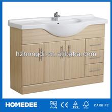 47'' new design wooden singel sink bathroom vanity canada