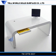 TW Executive office desk with solid surface desk office