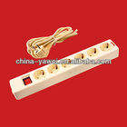 good quality PP power strips/outlets/PP extension sockets