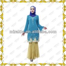 MF20753 Embroidered BAJU KURUNG Baju Melayu