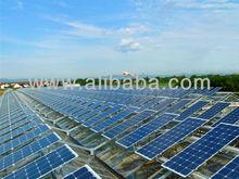 Solar-Diesel Hybrid Cold Storage Refrigeration Store