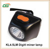 TUV approved cordless LED lithium miner lamp