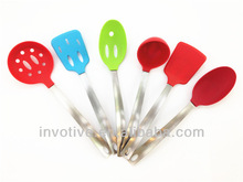 100% FDA/LFGB silicone kitchenware and cookware