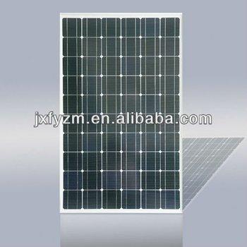 240W Best price per watt solar panels with TUV certificate