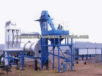 Asphalt Batching Plant 80 T/H Batch Type