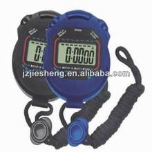 2013 Sport digital plastic hot sell simple walking stopwatch