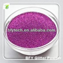 2014 popular sparkle nail polish Pet gliter powder