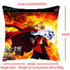Anime Full Metal Alchemist custom made printed pillow cases