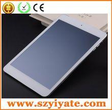 Tablet pour la puissance sexuelle 7.85 polegada MTK8389 Quad core pleine fonction 3 g, Gps et SIM