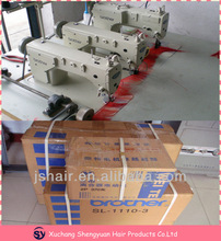 brother three head hair weaving sewing machine,industrial sewing machine