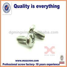 Miniatura tornillo / Micro tornillo de precisión / tornillo