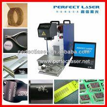 high precision 10W 20W 30w 50w fiber stainless steel engraving machine laser engraving PEDB-400