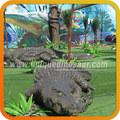 de los animales salvajes de fibra de vidrio de los animales de la selva modelo de decoración de los animales