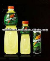 Lemon flaver / Gatorade / Drink / Sports drink / Carbonated drink