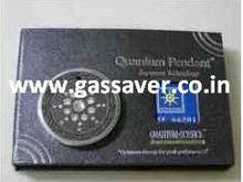 Scalar Energy Pendend Box And Card With Diamond Ring