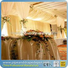 fancy decoration drapes for wedding ,party,event decoration