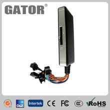 GPRS/SMS/GSM GPS Car tracker + Car alarm / shock sensor M588s
