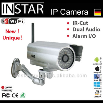 INSTAR IN-2905 IP Camera Weatherproof with Nightvision
