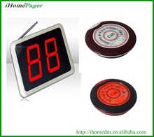 made in china, waterproof base,removable function ,433.92MHz,wireless elderly call button