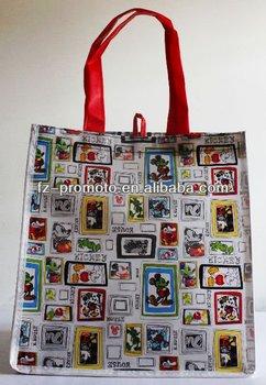 2014 Cheapest fashion promotion non woven shopping bag for pp-non-woven bag