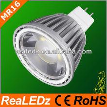 5Watt White Led Light MR16