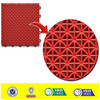 plastic tile interlocking pp sports tile for indoor and outdoor sports court