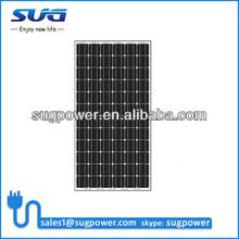 310 watt monocristalline solar panel