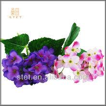 Decoration wedding craft fabric flowers for wedding car