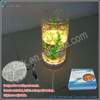 TOP grade box led lighting base elegant party decorations