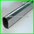 15x30mm tubo cromado tubo oval