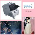 Eléctrico de la máquina de burbujas, la eliminación de la máquina de burbujas para la boda