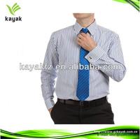 2013 winter new office men formal striped long sleeve shirts