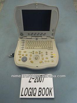 LOGIQ BOOK Color doppler ultrasonic GE (Used) Z-2007-1