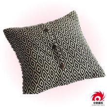 Little Black Dot Back Pillow Floor Cushion Hug Pillow