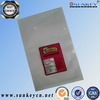 food vacuum pouch /three sides seal vacuum food packaging