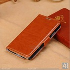 Luxurious Leather Case for Samsung Galaxy Note 3 with 3 Credit Card Holders Limited Free Sample Promotion P-SAMN9000CASE038