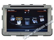 WITSON A8 Chipset SSANGYONG REXTON CAR DVD RADIO SYSTEM PLAYER HD 1G CPU 512M RAM 3G/ wifi/DVR (Option)