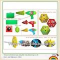 di plastica per bambini ombrello pistola ad acqua