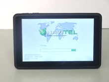 GPS navigation 5.0 inch with bluetooth av-in 800*480 Touch Screen