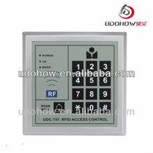 Door access control system / Code / Card + Code