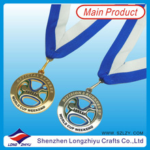 custom metal award medals and trophies medallion metal gift crafts manufacture