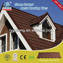 Metal roof suppliers--metal asphalt shingles