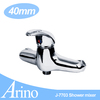 Single Handle Traditional Brass Shower Mixer Tap