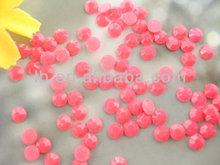 lt pink color softball mom rhinestone motif with high quality