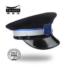 Blue soldier fitted design cap custom