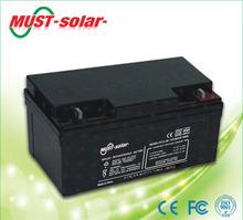 <MUST Solar>DC/Deep cycle Sealed Lead Acid Batteries 12v 250ah